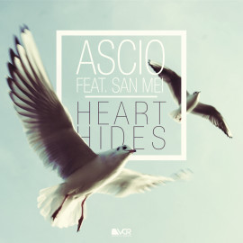 Ascio – Heart Hides feat. San Mei (Indie Dance, Deep)
