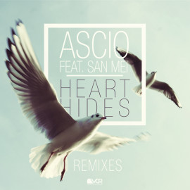 Ascio – Heart Hides feat. San Mei – Remix EP (Indie Dance, Deep House, Drum & Bass)