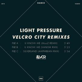 Light Pressure – Velcro City Remixes (NuDisco, Deep House)