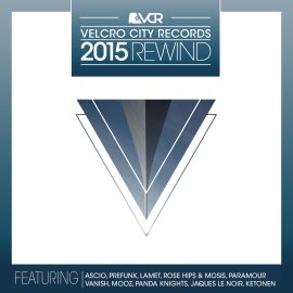 Velcro City Records 2015 Rewind (Indie, NuDisco, Deep House)