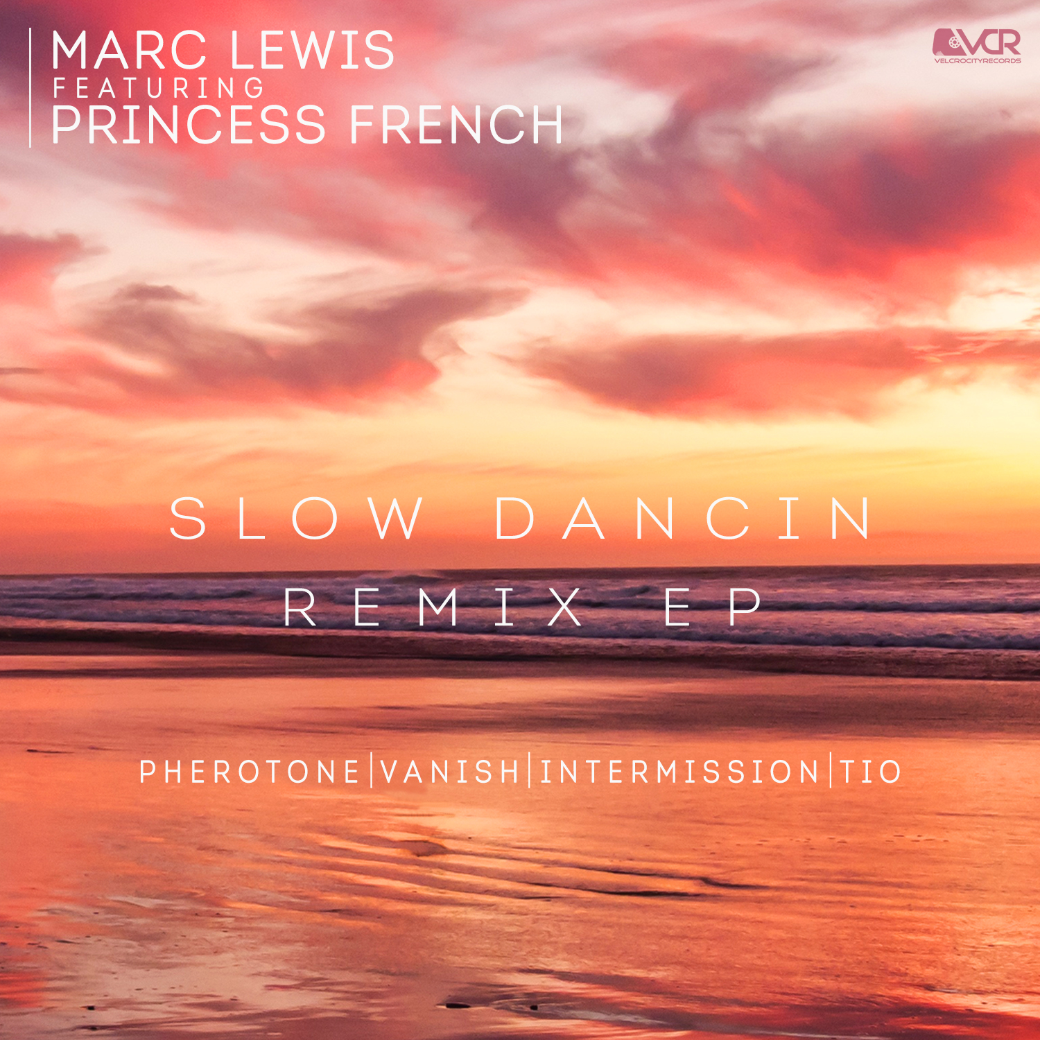 Marc Lewis – Slow Dancin Remix EP (NuDisco, Indie, Chill)